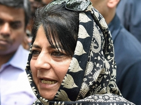 Mehbooba Mufti presents 3-point action plan to restore peace in Kashmir | Free love problem solution, +91-98784-82157 | Scoop.it