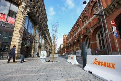 Toulouse : la 1ère partie de la rue d'Alsace-Lorraine livrée le 9 décembre | Toulouse La Ville Rose | Scoop.it