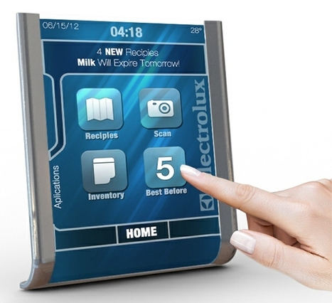 Tablette Tactile In Mobile Technology Digital Business Page 3