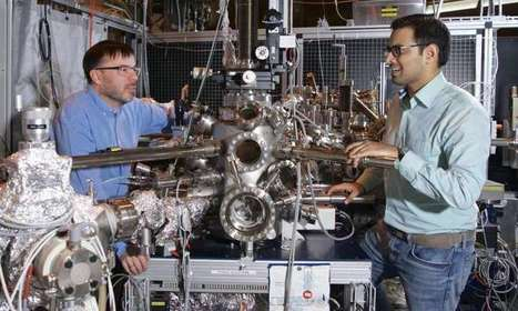 Nanotechnology enables new insights into chemical reactions | Fragments of Science | Scoop.it