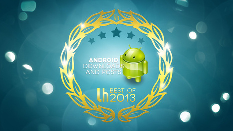 Most Popular Android Downloads and Posts of 2013 | Smartphone, Tablet & TechGadget | Scoop.it