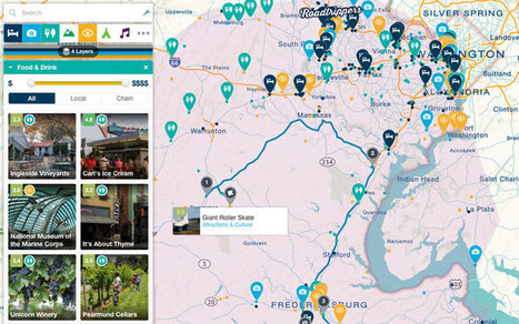 13 Free Travel Apps for Road Trips | Geomobile | Scoop.it