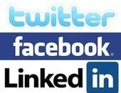 Facebook, Twitter, LinkedIn – The Social Media Statistics Of Today [INFOGRAPHIC] - AllTwitter | Healthcare Marketing Blog Topics | Scoop.it
