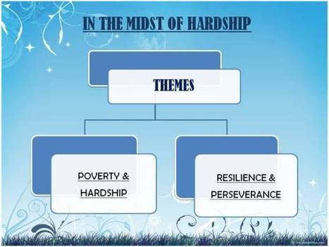 [2.2] Themes & Moral Values | Lite's Corner | in the midst of hardship | Scoop.it