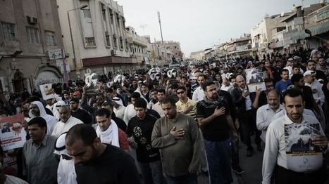 #Bahrain forces attack memorial service | #VivaBahrain! | Scoop.it