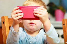 What Screen Time Really Does to Kids' Brains | Depth Psych | Scoop.it
