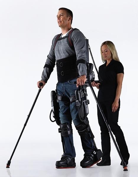Ekso Bionics to Establish Headquarters in Freiburg, Germany | Medical Engineering = MEDINEERING | Scoop.it