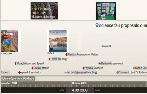 15 Great Timeline Creation Web Tools and iPad Apps for Teachers and Students ~ Educational Technology and Mobile Learning   Apps   Scoop.it