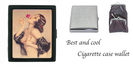 Best and cool cigarette case wallet - Best Wallets 2015 - 2016 | Best bag 2016 | Scoop.it