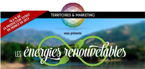 #ActuFranchise - Infographie : Les énergies renouvelables ont le vent en poupe ! | Actualité Franchise : développement et communication franchise | Scoop.it