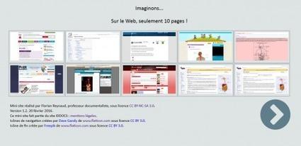 Comprendre le moteur de recherche avec une simulation - prof' doc' | CDI doctic | Scoop.it