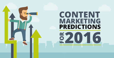7 Bold Predictions for Effective Content Marketing in 2016 | Google Plus and Social SEO | Scoop.it