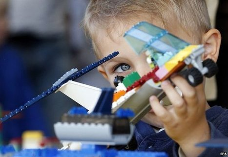 Has the imagination disappeared from Lego? | EdLead | Scoop.it