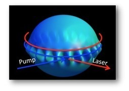 Researchers Developed World's First Water-Wave Laser | Amazing Science | Scoop.it