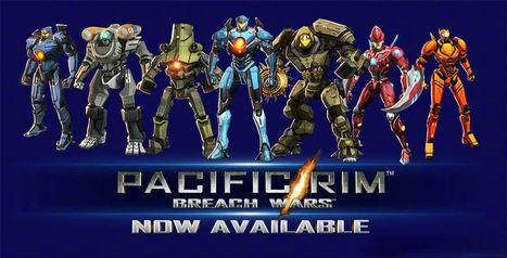 Pacific Rim Breach Wars APK Download - Free RPG