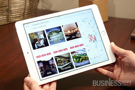 iPad Air 2 Full Review: Is It Good for Business? - Business News Daily | App World | Scoop.it