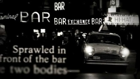 Terminal Bar by @stefannadelman | Short Film | Screen Right (Screenwrite) | Scoop.it