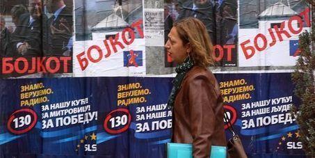 Municipales tests au Kosovo | Union Européenne, une construction dans la tourmente | Scoop.it
