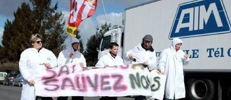 Abattoirs AIM: une nouvelle piste de reprise disparaît - Agro Media | Actualité de l'Industrie Agroalimentaire | agro-media.fr | Scoop.it