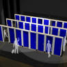 Architecture and stage design