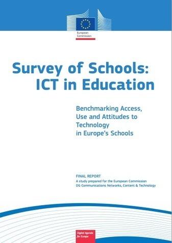 ERTE : Comissão Europeia publica Inquérito sobre TIC na Educação | As tecnologias na educação | Scoop.it