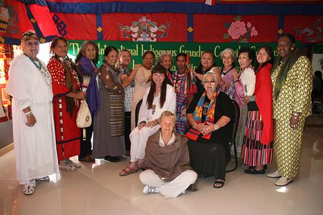 Introducing the 13 Grandmothers | International Council of Thirteen Indigenous Grandmothers | Haven International | Scoop.it