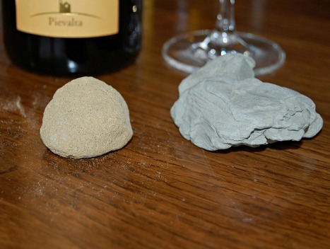 Tufo (tufa) vs. calcareous, expressions of limestone in Italy | Wines and People | Scoop.it