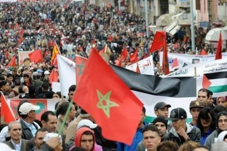 Thousands call for reforms in #Morocco | From Tahrir Square | Scoop.it