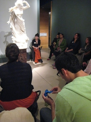 Brooklyn Museum : Teaching with a 3D Simulacrum | Open P2P ReadWrite Museums • Free Culture • Co Creation | Scoop.it