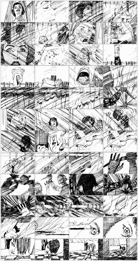 Awesome Storyboards from 15 of Your Favorite Films | Eye on concepts | Scoop.it