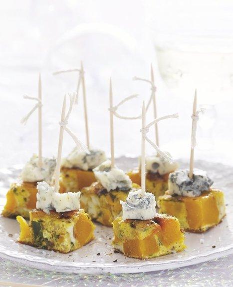 Finger-lickin' good: Angela Hartnett's simple party food recipes | @FoodMeditations Time | Scoop.it