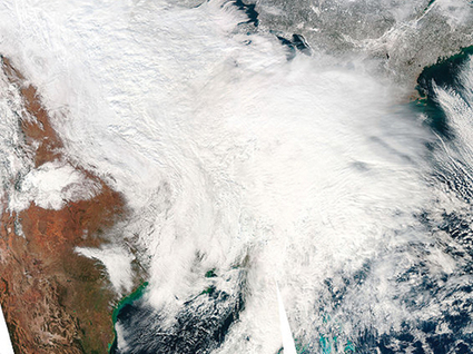 Decommissioned NOAA Satellite could create Severe Weather Forecasting Blind Spot in 2014 | Evidence-based Practices in STEM Education | Scoop.it