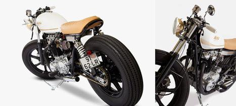 Yamaha XS650 Tracker   Maria Motorcycles ~ Grea
