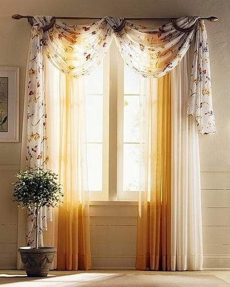 fotos cortinas salon