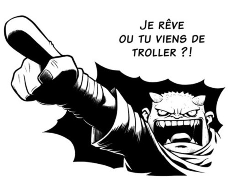 troll | Glanages & Grapillages | Scoop.it