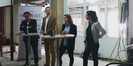 Le CentSept, nouveau lieu d'accompagnement des entrepreneurs sociaux l Acteurs de l'économie | Innovations sociales | Scoop.it
