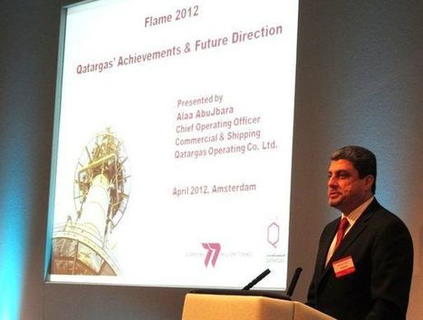Qatargas Takes Part in Flame 2012, The ... - LNG World News   World News... News From Around The World   Scoop.it