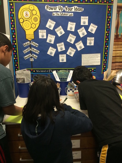 Curious about classroom Makerspaces? Here's how to get started. | The Cornerstone | Transformational Teaching and Technology | Scoop.it