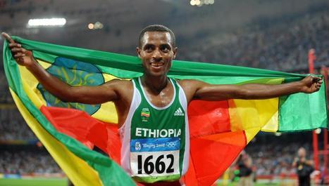 Kenenisa Bekele Is Going For The Marathon World Record In Dubai Next Week   Sports Activities   Scoop.it