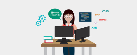 How The Other Half Learns to Code (EdSurge News) | Learning Commons & Maker Spaces | Scoop.it