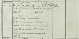 Nicolas Claude Grelley, capitaine de navire | GenealoNet | Scoop.it
