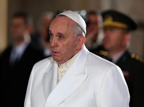 Pope Francis slams 'barbaric violence' of ISIS | AUSTERITY & OPPRESSION SUPPORTERS  VS THE PROGRESSION Of The REST OF US | Scoop.it