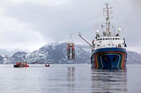 Shell drilling pauses in the arctic | New Europe | Conservation & Environment | Scoop.it
