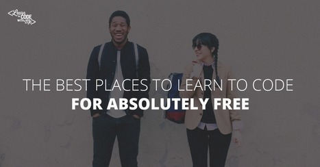 45 of The Best Places to Learn to Code For Free | Web 2.0 for Education | Scoop.it