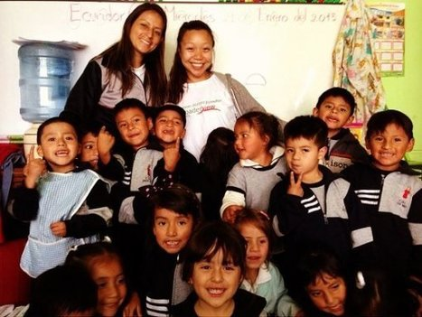 "Review Monica Minh Vu Volunteer in Quito Ecuador Orphanage program | ""#Volunteer Abroad Information: Volunteering, Airlines, Countries, Pictures, Cultures"" 