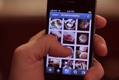 Un restaurant utilise Instagram pour créer le premier menu social !   Brand Marketing & Branding [fr] Histoires de marques   Scoop.it