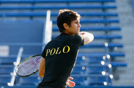 High-Tech Tennis Shirt Debuts at U.S. Open | Way Cool Tools | Scoop.it
