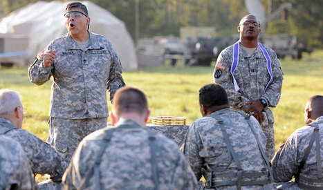 Army Disbands Chaplain Corps, Says Military Is 'No Place For Superstition' | Modern Atheism | Scoop.it