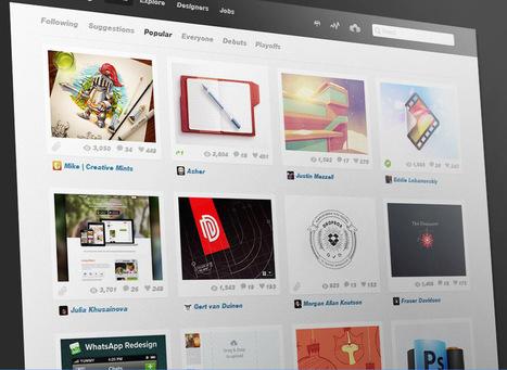 20 Actions Photoshop super pratiques et gratuites pour graphistes et UI designers | Design Spartan : Art digital, digital painting, webdesign, ressources, tutoriels, inspiration | web design | Scoop.it