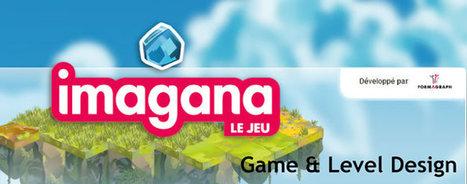 Imagana, un serious game pour lutter contre l'illettrisme - serious games et du ludo-éducatif | FOAD- e-formation | Scoop.it